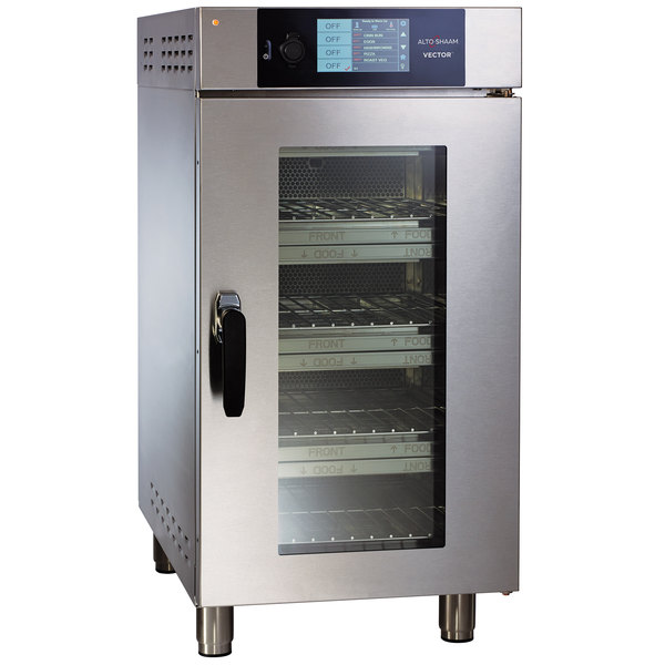 Alto-Shaam VMC-H4 Vector H Series Multi-Cook Oven - 208-240V, 3 Phase, Canadian Use