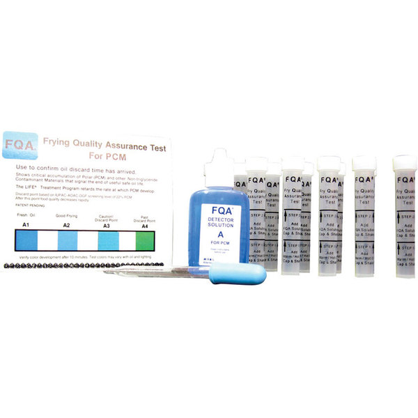 MirOil FQA 12PCM Frying Oil Test Strips for Polar Contaminant Material