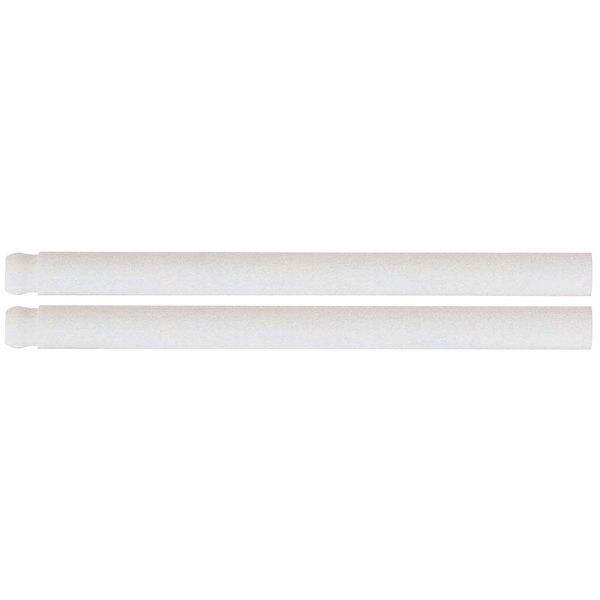Pentel ZER2 Clic Eraser White Stylus Eraser Refills - 2/Pack