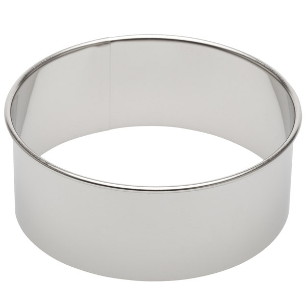 4 Feather Cookie Cutter Tin Plated Stainless Steel Metal Steel