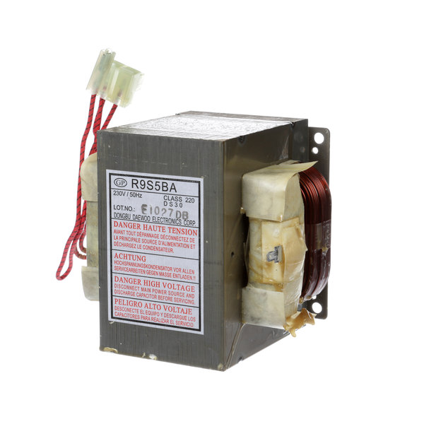 Amana Commercial Microwaves 56002027 Transformer