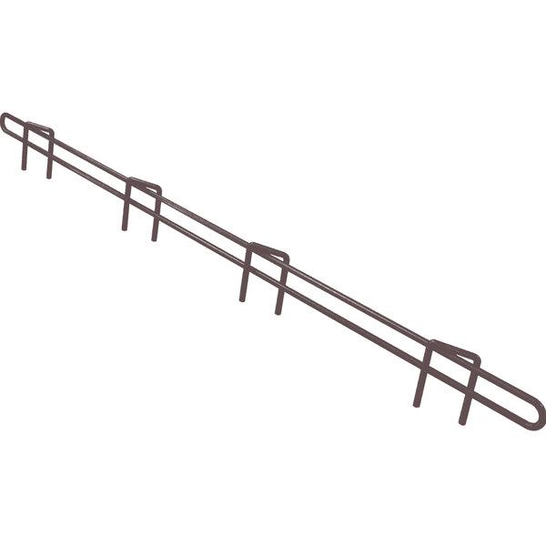 "Metro L24N-1-DCH Super Erecta Copper Hammertone Ledge 24"" x 1"" Main Image 1"