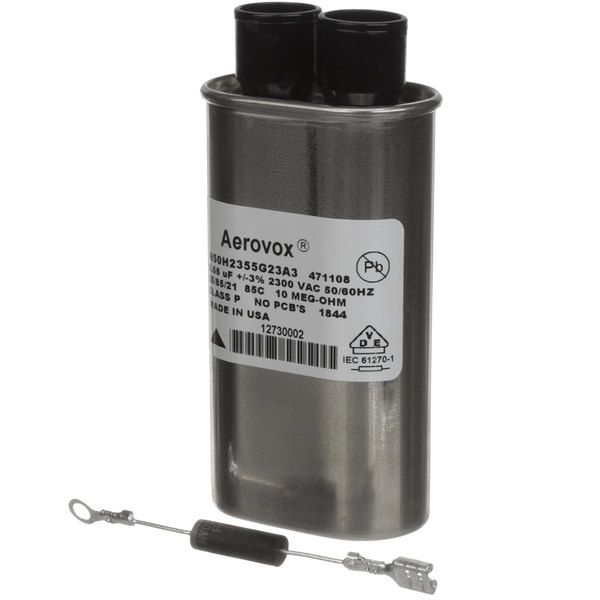 Amana Commercial Microwaves 59174532 Kit, Capacitor- .55 & Diode Main Image 1