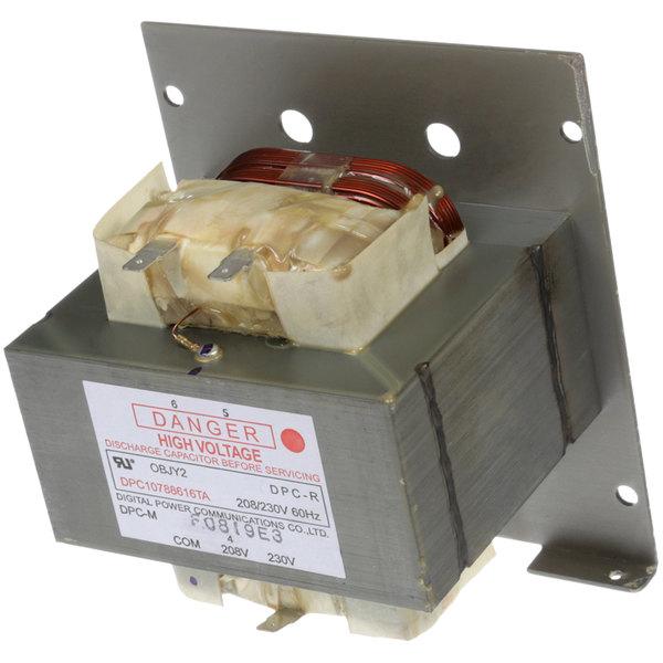 Amana Commercial Microwaves 59001626 Hv Transformer