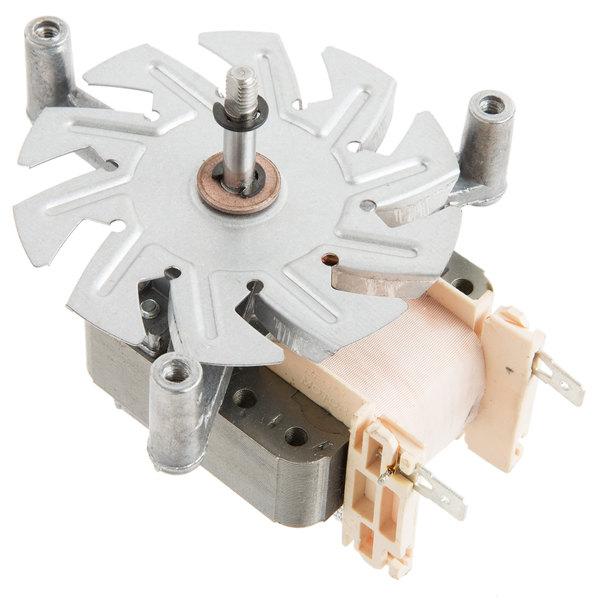 Avantco PCO465 Left Side Convection Oven Fan Motor - 240V Main Image 1