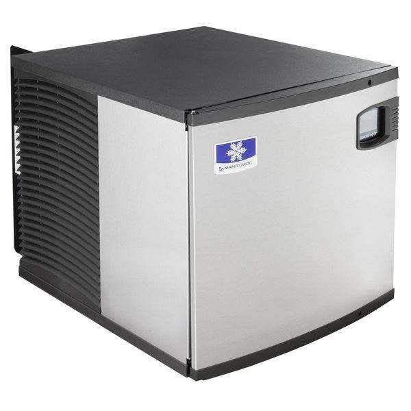 Manitowoc ID-0322A Indigo Series 22 inch Air Cooled Full Size Cube Ice Machine - 120V, 335 lb.