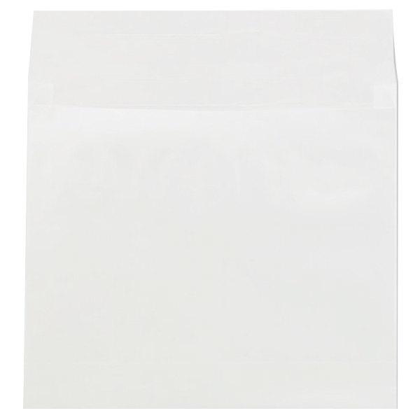 "Universal UNV19004 12"" x 16"" White Tyvek® Press and Seal Expansion Envelope - 50/Box Main Image 1"