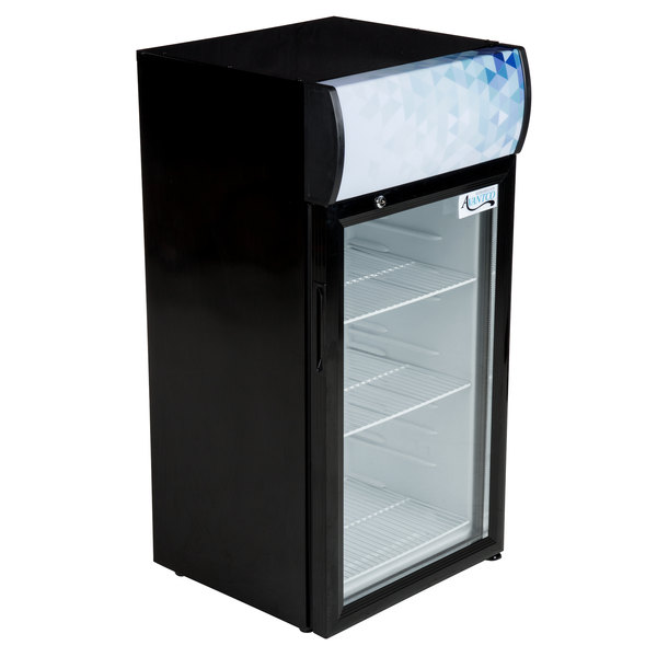 Avantco SC-80 Countertop Merchandiser Refrigerator Main Image 1