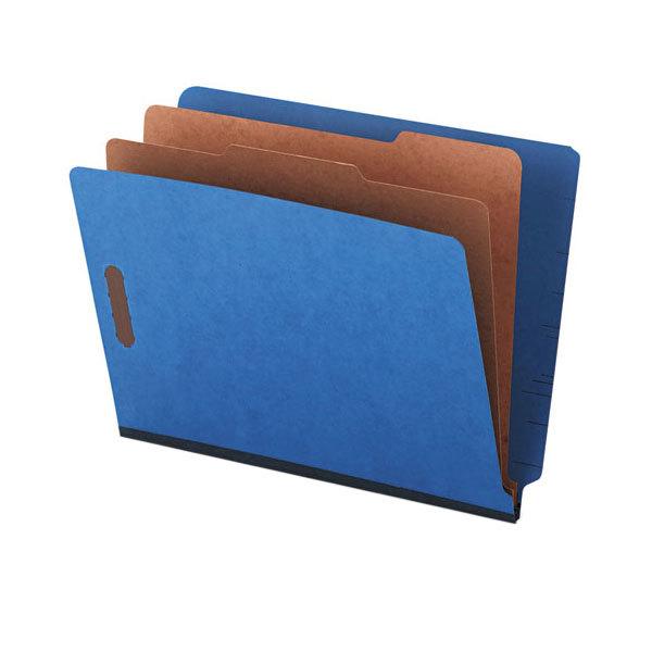 Universal UNV10318 Letter Size Classification Folder - 10/Box