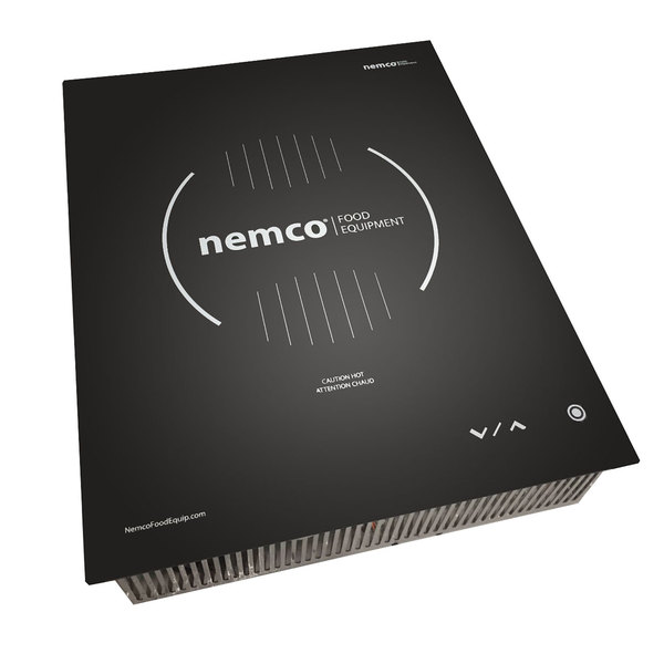 Nemco 9100-1 Drop-In Induction Warmer with Integrated Touch Controls - 208/240V, 400W Main Image 1