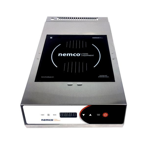 Nemco 9132-1 Countertop Induction Range - 208/240V, 3500W