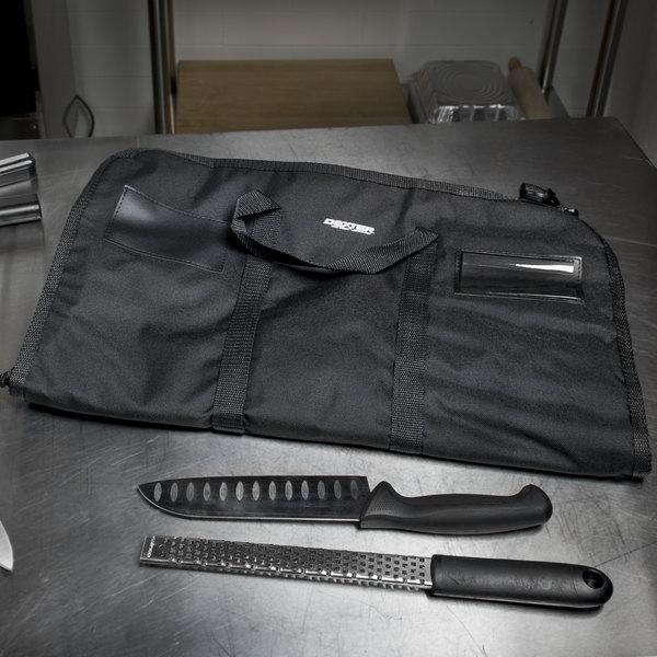 Dexter-Russell 20205 14 Piece Black Cutlery Case Main Image 4