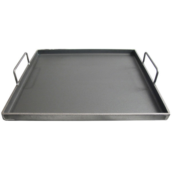 "Crown Verity G2022 21 3/4"" x 20 1/2"" Griddle Plate"