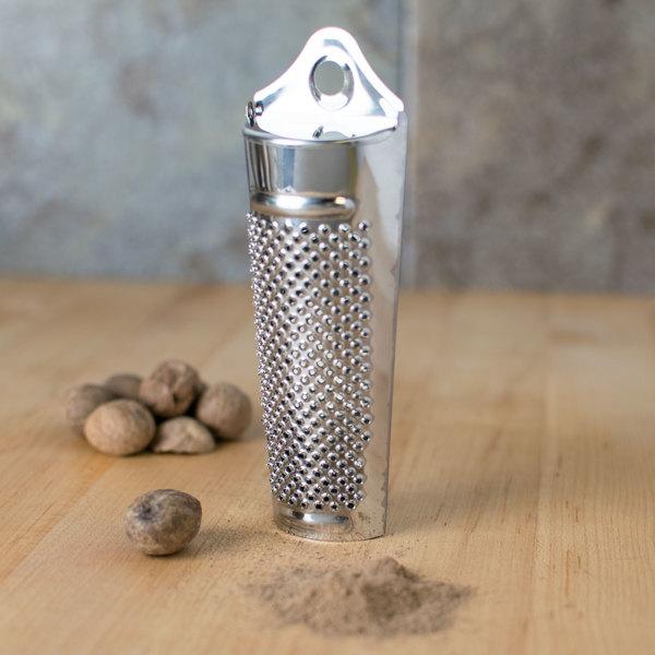 Stainless Steel Nutmeg Cylinder