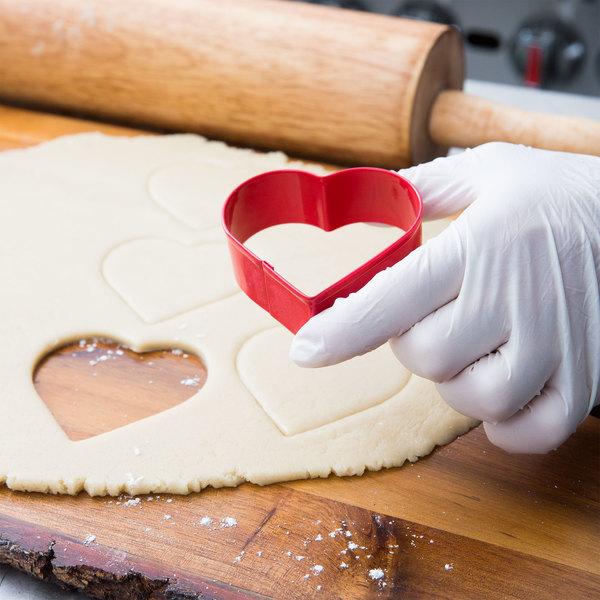 "Wilton 2308-1301 3"" Metal Heart Cookie Cutter Main Image 4"
