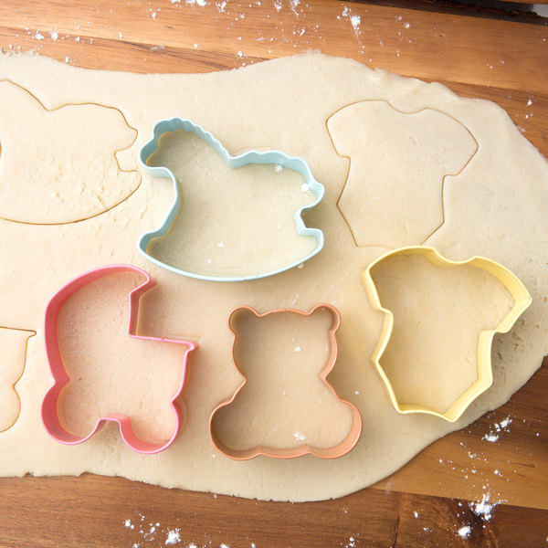 Wilton Baby Cookie Cutters Wilton 2308 1067