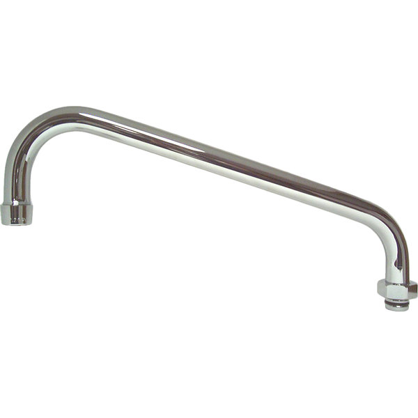 """Fisher 14303 12"""" Swing Spout with 1 GPM Aerator Main Image 1"""