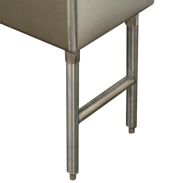 Advance Tabco FC-SS-1818 Sink Leg and Cross Bracing Set Main Image 1