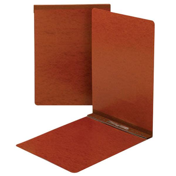 "Smead 81777 11"" X 17"" Red Pressboard Top Bound Report"