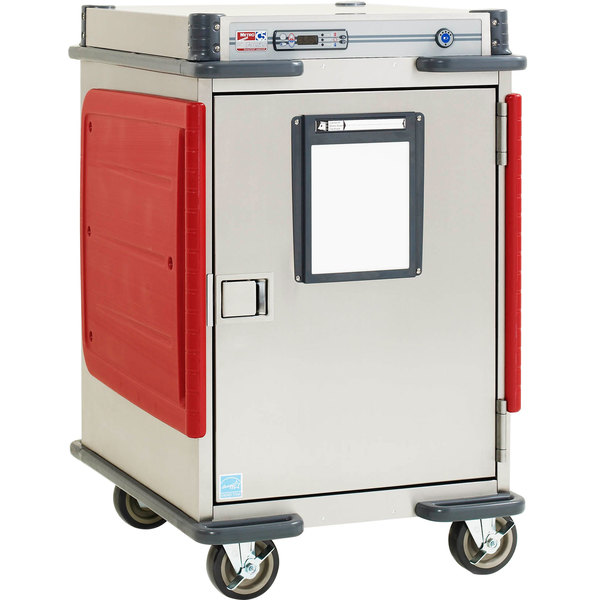 Metro C5T5-DSB C5 T-Series Transport Armour Half Size Heavy Duty Heated Holding Cabinet with Digital Controls 120V Main Image 1