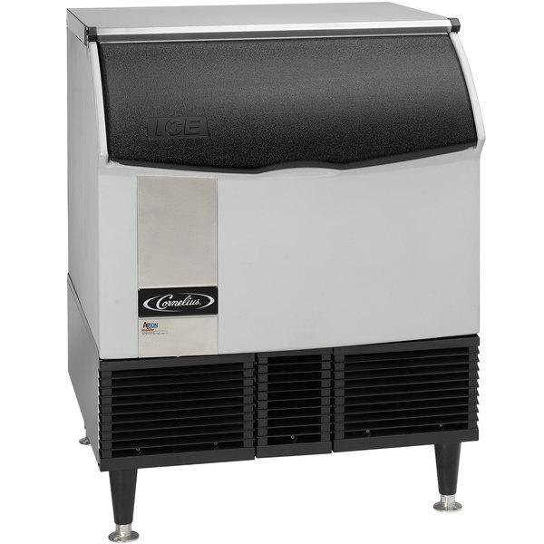 "Cornelius CCU0300AF1 Nordic Series 30"" Air Cooled Undercounter Full Size Cube Ice Machine - 309 lb."