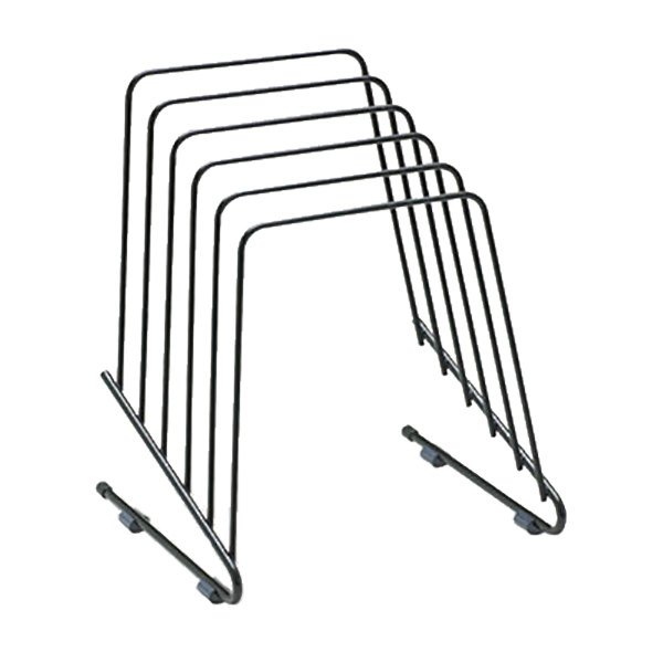 4 Black Wire 5 Section Steel Step