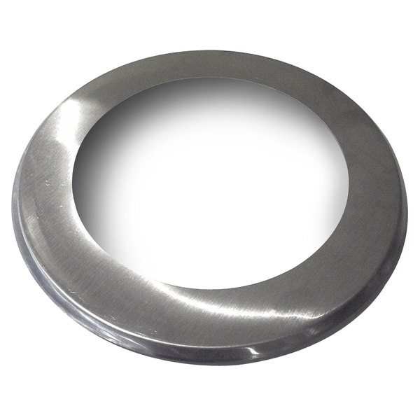 """APW Wyott 55708 Soup Kettle Adapter Plate with 8 1/2"""" Opening"""