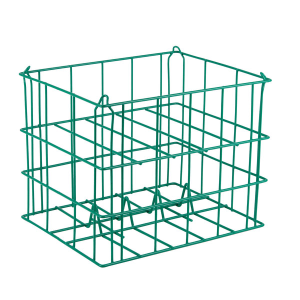 5 Compartment Catering Plate Basket for Platters - Store, Transport