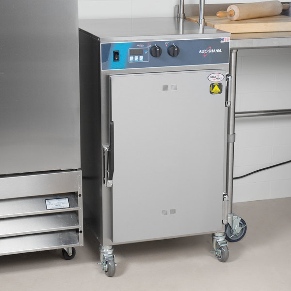 Alto-Shaam 1000-TH-II Half Height Stackable Cook and Hold Oven with Classic Controls - 208/240V Main Image 7