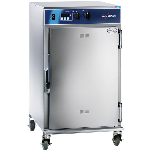 Alto-Shaam 1000-TH-II Half Height Stackable Cook and Hold Oven with Deluxe Controls - 208/240V