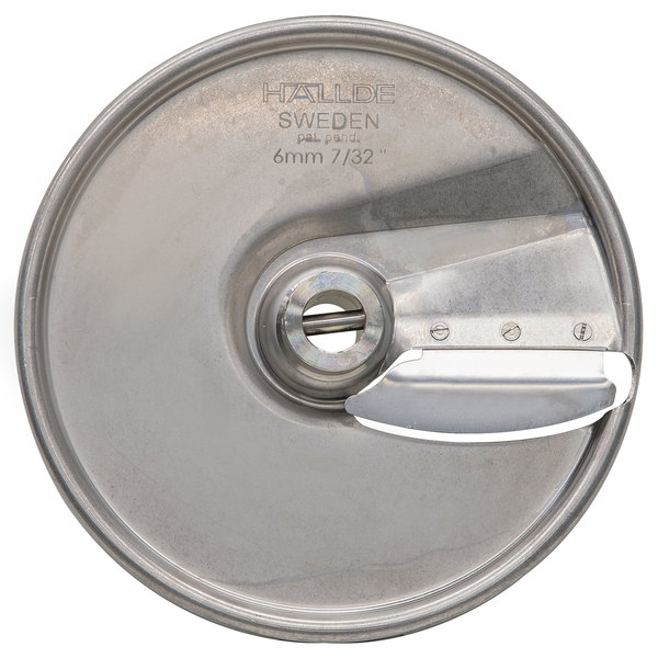 """Hobart 3SLICE-7/32-SS 7/32"""" Stainless Steel Slicing Plate Main Image 1"""