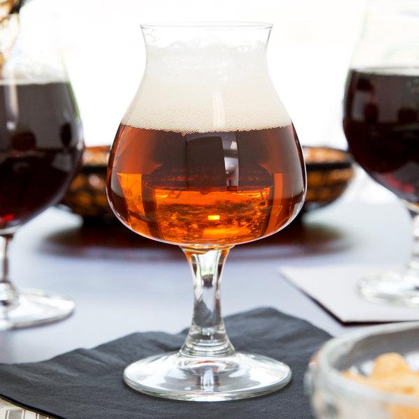 Libbey 440102 AnDer 8.5 oz. Beer Tasting Glass - 6/Case