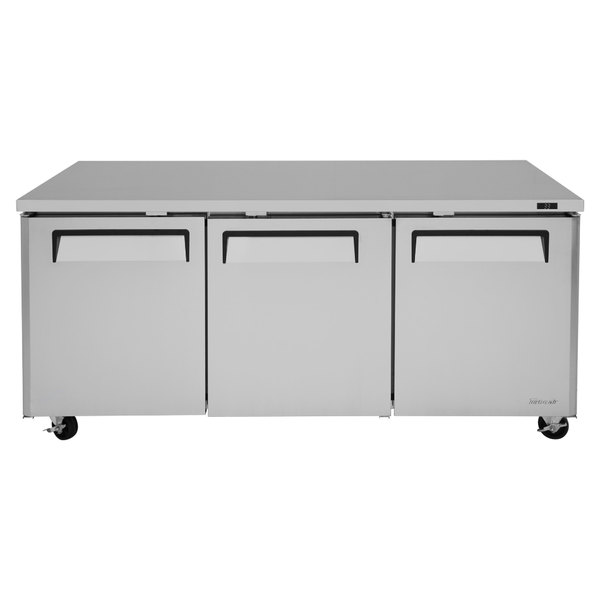 "Turbo Air MUR-72 M3 Series 72"" Undercounter Refrigerator"
