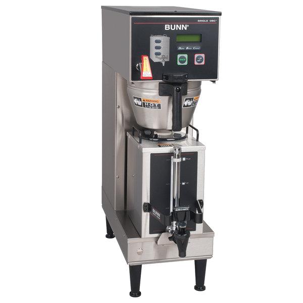 Bunn 36100.0010 BrewWISE GPR DBC 12.5 Gallon Single Coffee Brewer - 120V, 1800W Main Image 1