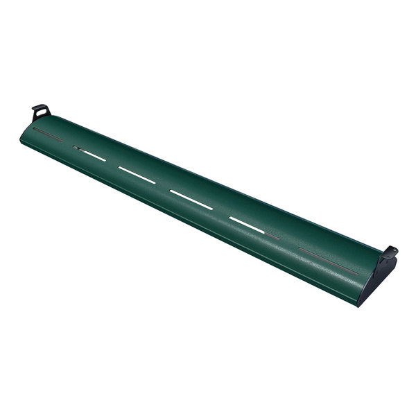 """Hatco HL5-30 Glo-Rite 30"""" Hunter Green Curved Display Light with Cool Lighting - 7.6W, 120V"""