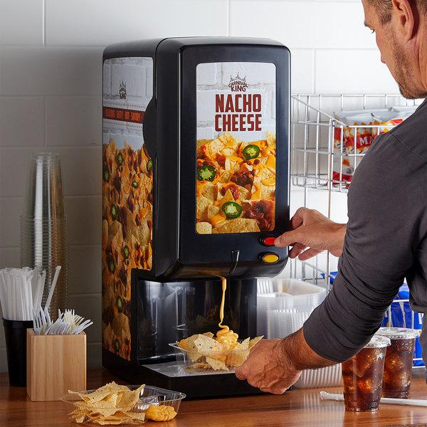 Carnival King CD225 Peristaltic Cheese Sauce Dispenser - 120V, 225W Main Image 4