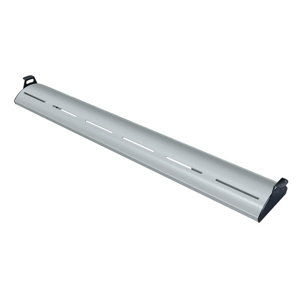 """Hatco HL5-24 Glo-Rite 24"""" Anodized Curved Display Light with Cool Lighting - 5.9W, 120V"""