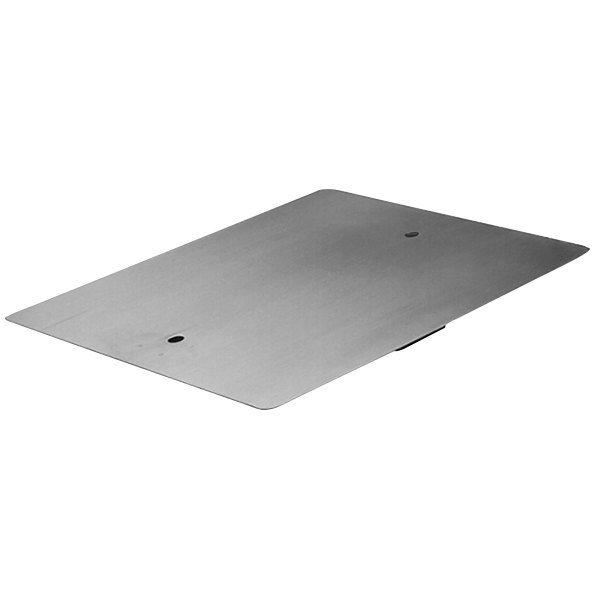 """Eagle Group 326270 Stainless Steel Sink Cover for 24"""" x 18"""" Bowls Main Image 1"""