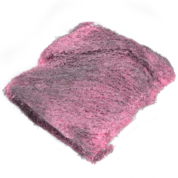 """Scrubble by ACS ISP01PB 3 1/2"""" x 3 1/2"""" Soap Scouring Pad - 120/Case"""