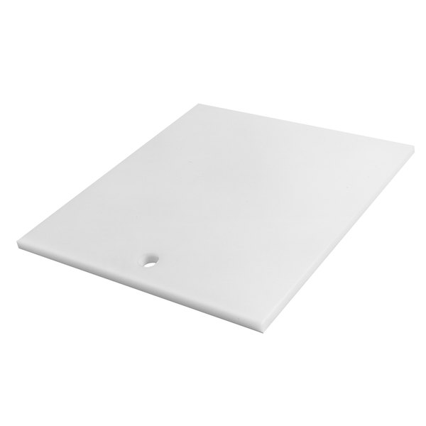 """Eagle Group 313204 Polyboard Sink Cover for 22"""" x 22"""" Bowls"""