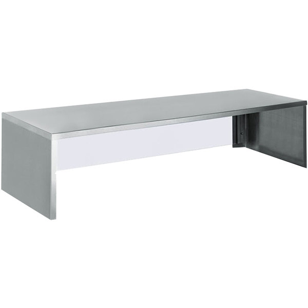 """Eagle Group SSP-HT3 48"""" x 18"""" Stainless Steel Serving Shelf Main Image 1"""