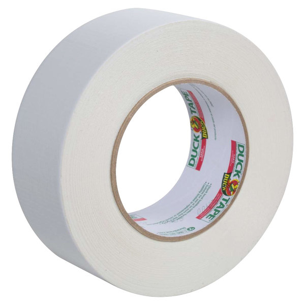 "Duck Tape 240866 MAX 1 7/8"" x 35 Yards White Duct Tape"