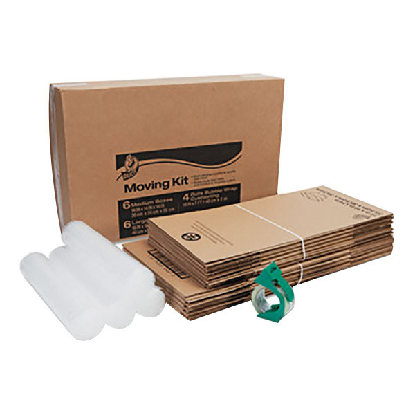 Duck 280640 Assorted Moving Box Kit Main Image 1