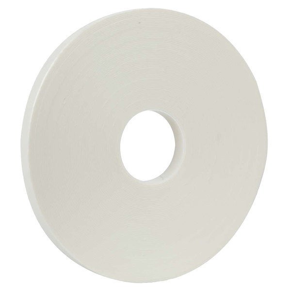 """Duck Tape 1289275 3/4"""" x 36 Yards White Permanent Foam Mounting Tape"""