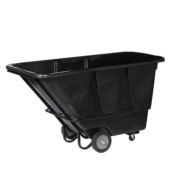 Continental 5849 1.5 Cubic Yard Tilt Truck / Trash Cart (1200 lb.)