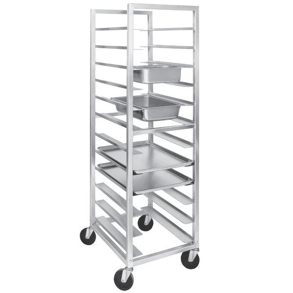 Channel UTR-15 15 Pan Aluminum Steam Table / Bun Pan Rack