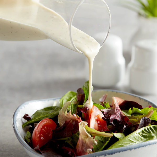 AAK Select Recipe Ranch Dressing 1 Gallon Container Main Image 2