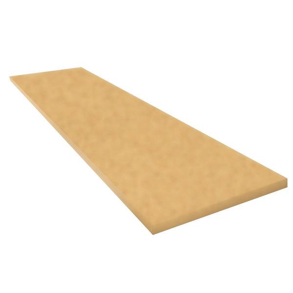 """True 820609 27 1/2"""" x 11 3/4"""" Composite Cutting Board"""