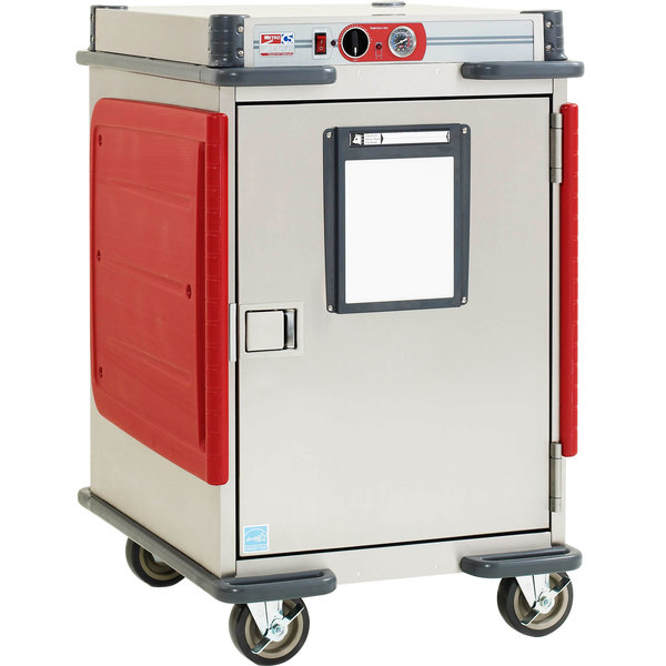 Metro C5T5-ASF C5 T-Series Transport Armour Half Size Heavy Duty Heated Holding Cabinet with Analog Controls 120V Main Image 1
