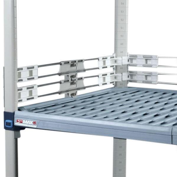 "Metro MQL72-2S MetroMax Q Stackable Shelf Ledge - 72"" x 2"" Main Image 1"